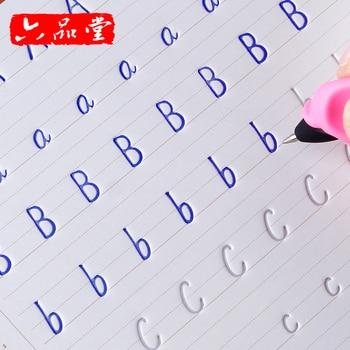 منتج جديد قطعة واحدة من كتاب الخط العربي باللغة الإنجليزية للأطفال الصغار كتب جميلة لتمارين الخط العربي باللغة الإنجليزية