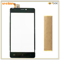 SYRINX + Tape Touch Panel Sensor Touchscreen For BQ BQS 5005L BQS5005L BQS 5005L BQ5005L BQ 5005L BQ 5005 Touch Screen Digitizer|Mobile Phone Touch Panel| |  -