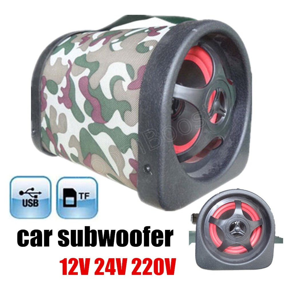 hot sale 5 inch tunnel type vehicle subwoofer car audio. Black Bedroom Furniture Sets. Home Design Ideas