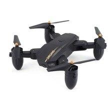 Bolso Mini Drone RC Quadcopter FPV Dobrável com 720 p Câmera HD Wi-fi Câmera RC Zangão Headless Modo Altitude Hold helicóptero
