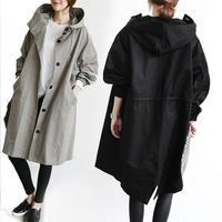 Nuovo Autunno inverno Trincea di alta qualità Semplice Cappotto di modo delle donne bella Tuta Sportiva Classic Londra stile abbigliamento di viaggi C1018