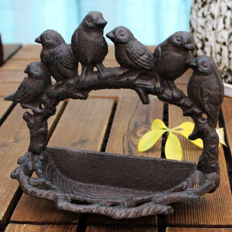 Clic Cute Six Birds Around Branch Design Home Garden