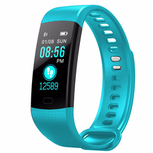 WISHDOIT Smart Bracelet Heart Rate Blood Pressure Pedometer watch Sport Waterproof Digital Men Women LED Watch Bluetooth