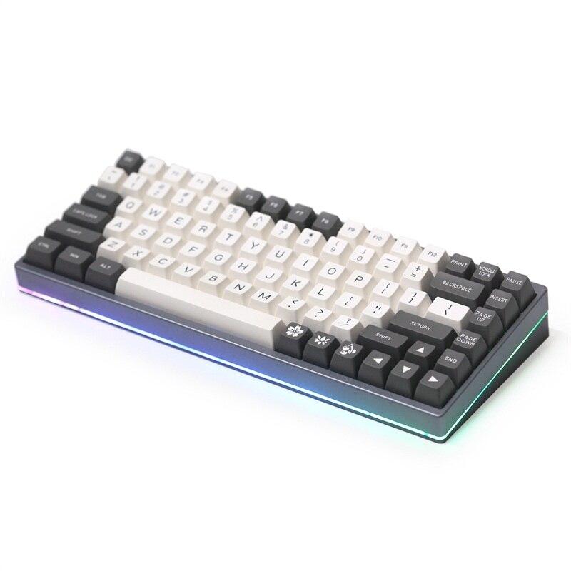 Kbdfans Kbd75 V2 Custom Diy Kit Without Keycaps For Mx Mechanical