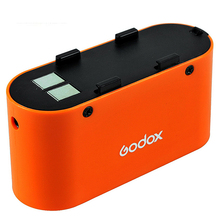 Godox PB960 Dual-Output Speedlite Flash Power Battery Pack 4500mAh for Canon for Nikon for SONY GODOX YONGNUO (Black or Orange)