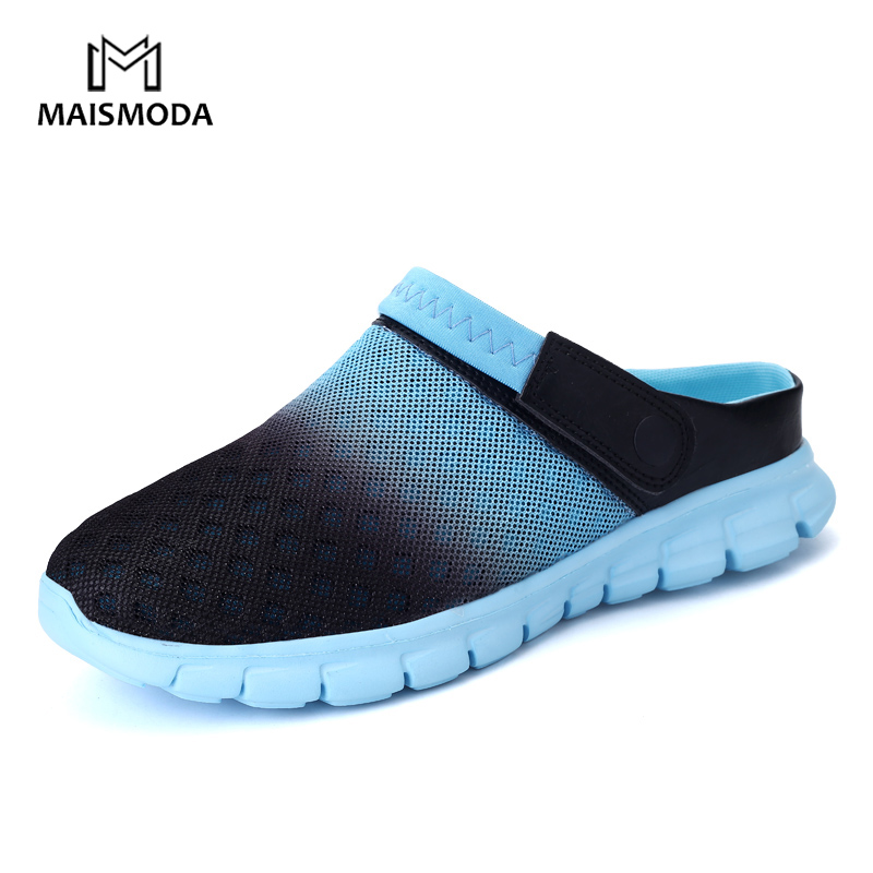 MAISMODA 2019 Summer Men Sandals Breathable Lightweight Casual Shoes Comfortable Swimming Water YL532MAISMODA 2019 Summer Men Sandals Breathable Lightweight Casual Shoes Comfortable Swimming Water YL532