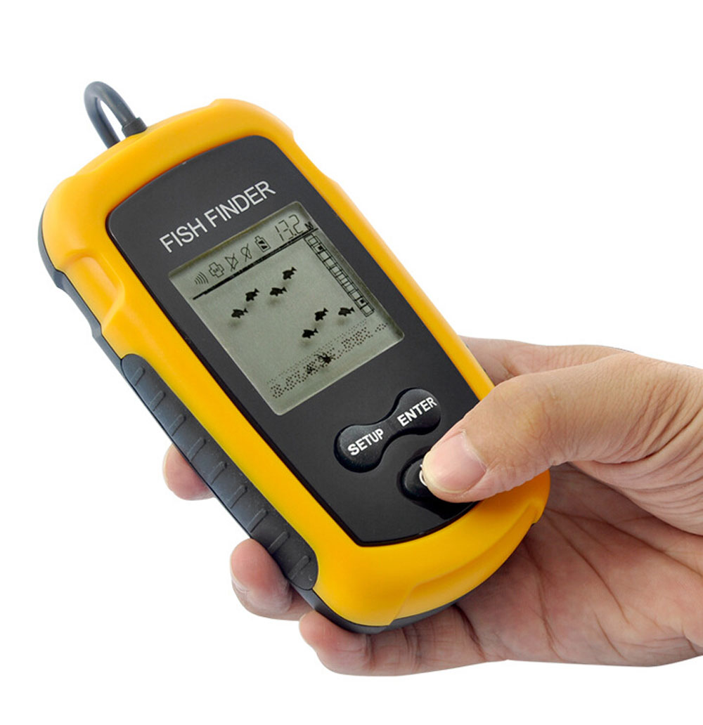 online buy wholesale transducer depth finder from china transducer, Fish Finder