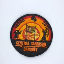 Patch Embroidered Custom Patches