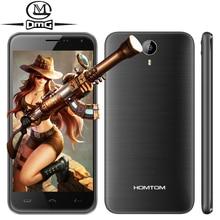 D'origine HOMTOM HT3 3G Smartphone 5.0 pouce MTK6580 Quad Core Android 5.1 3000 mAh batterie Mobile Cellulaire Téléphone 1 GB RAM 8 GB ROM WCDMA