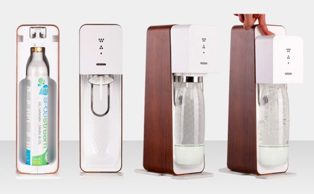 Image result for sparkling water maker