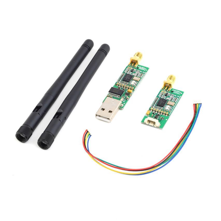 Single TTL 3DRobotics 3DR Radio Telemetry Kit 915Mhz Module For APM APM Levert Dropship S9162