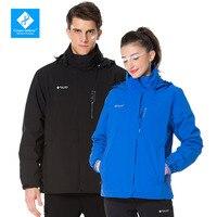 Cooper outdoor Men Women Softshell  Quick Dry Hiking Jacket Waterproof Sun & UV Protection Coats Outdoor Sport Skin Jackets