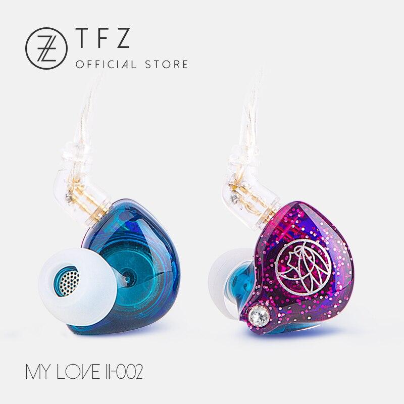 La cithare parfumée/MYLOVE II, écouteurs Hifi écouteurs intra-auriculaires, écouteurs de sport TFZ Neckband, téléphones auriculaires de haute qualité pour téléphone - 2