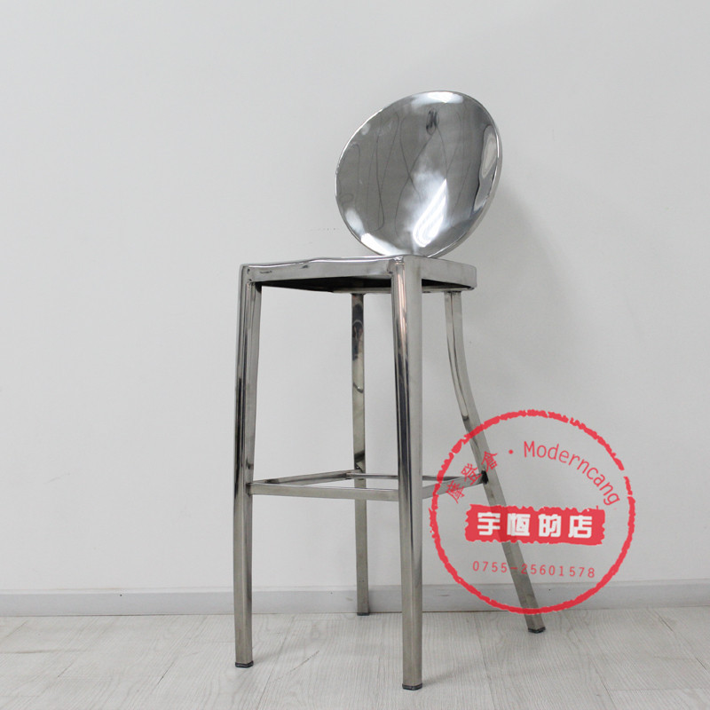 Ghost Chair Bar Stool Lawn Cushion Covers Stainless Steel Devil Stools In From Furniture On Aliexpress Com Alibaba Group