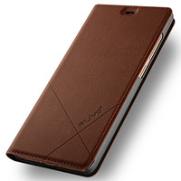 For LG G3 Case Luxury Smart Dormancy Window Wax Oil Genuine Leather Stents Flip Cover For