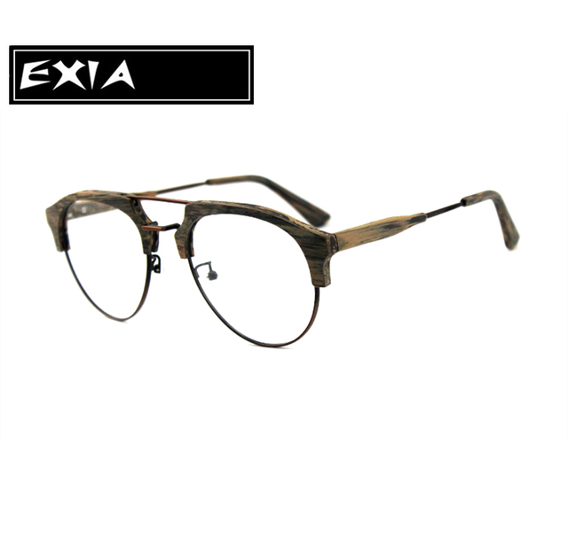 Handcraft Glasses Frame Men Retra Style Top Quality Eyewear ...