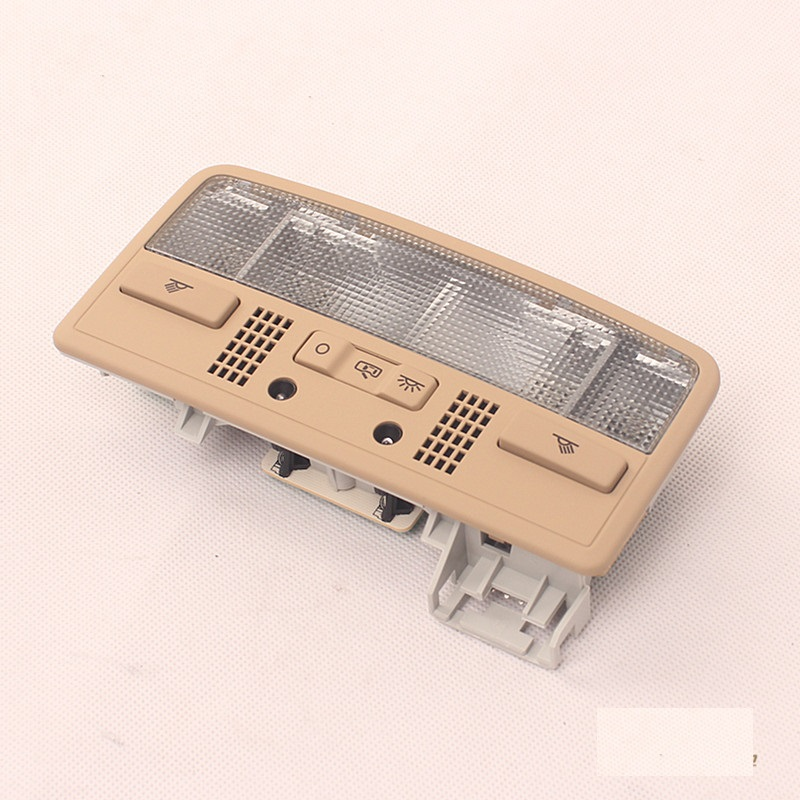 For VW Passat B5 Interior Beige Dome Reading Light fit For Skoda Octavia Combi Auto Replacement Parts Car Lights Dome Light