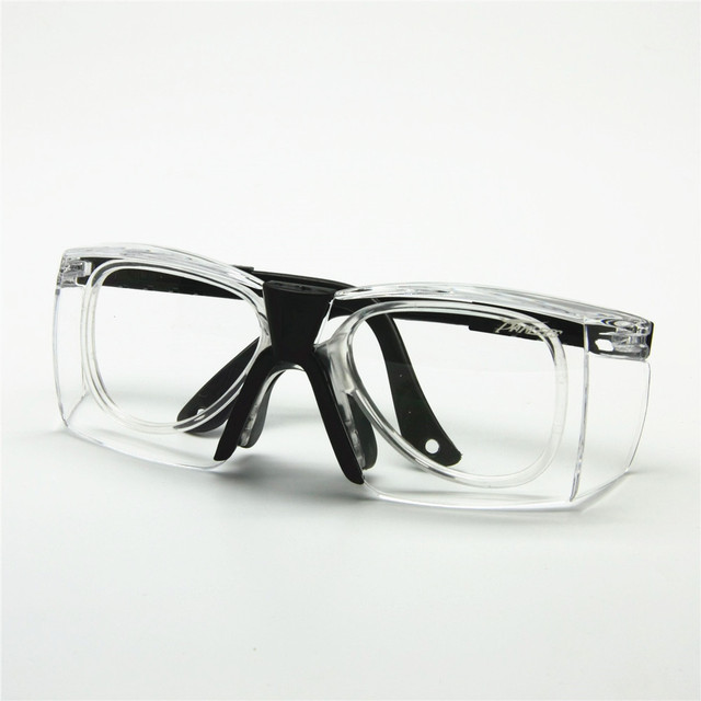 598959dcafe3 Safety Goggles with Rx Insert Protective Glasses Anti-Dust Anti-Static  Anti-Sand Lab Use Working Eyewear