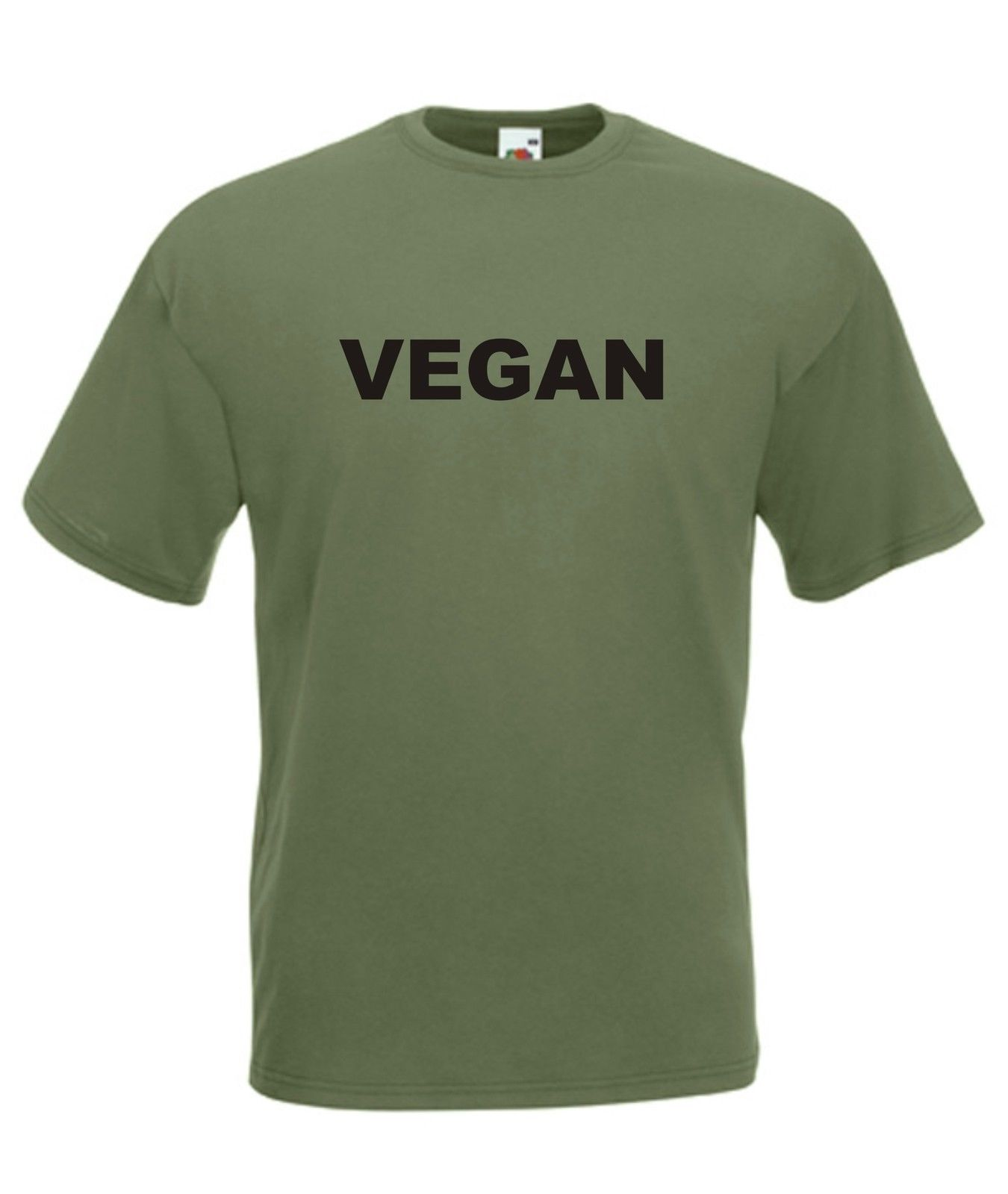 VEGAN T SHIRT PRINTED T SHIRT 12 COLOURS 8 SIZES NEW New T Shirts Funny Tops Tee New Unisex Funny High Quality Casual Printing in T Shirts from Men 39 s Clothing