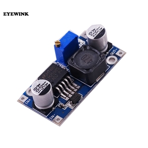 Image 1 - 100 قطعة/الوحدة تتبع رقم LM2596 LM2596S DC DC قابل للتعديل تنحى وحدة امدادات الطاقة جديد ، عالية الجودة