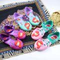 Mini Melissa Jelly Shoes Mermaid Princess Sandals Girls Sandals Shoes Melissa Princess Shoes Anti-Skid Sapato Infantil Menina
