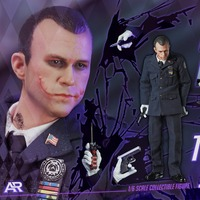 Batman The Dark Knight Medicom 1/6 Toy Joker Heath Ledger In Police Suit Gotham City DC Doll Gift Toys Action Figure