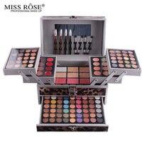 Professional Makeup Kit Sets Eyeshadow Blushers Cosmetic Case Full Pro Makeup Palette Eyeshadow Highlighter Eyebrow Blushers