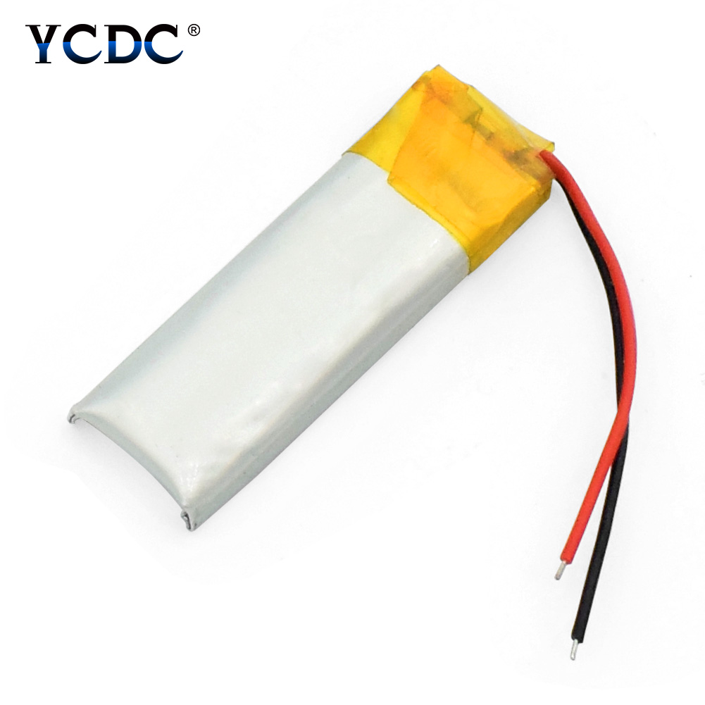 1/2/4 Pieces 350926 MP3 MP4 MP5 GPS 90mah Battery Li-polymer Lithium Rechargeable Battery Effectively Stable Power Supply