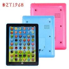 Детский компьютерный планшет китайский английский обучающий аппарат подарок для детей игрушка леверт Прямая поставка Z0322