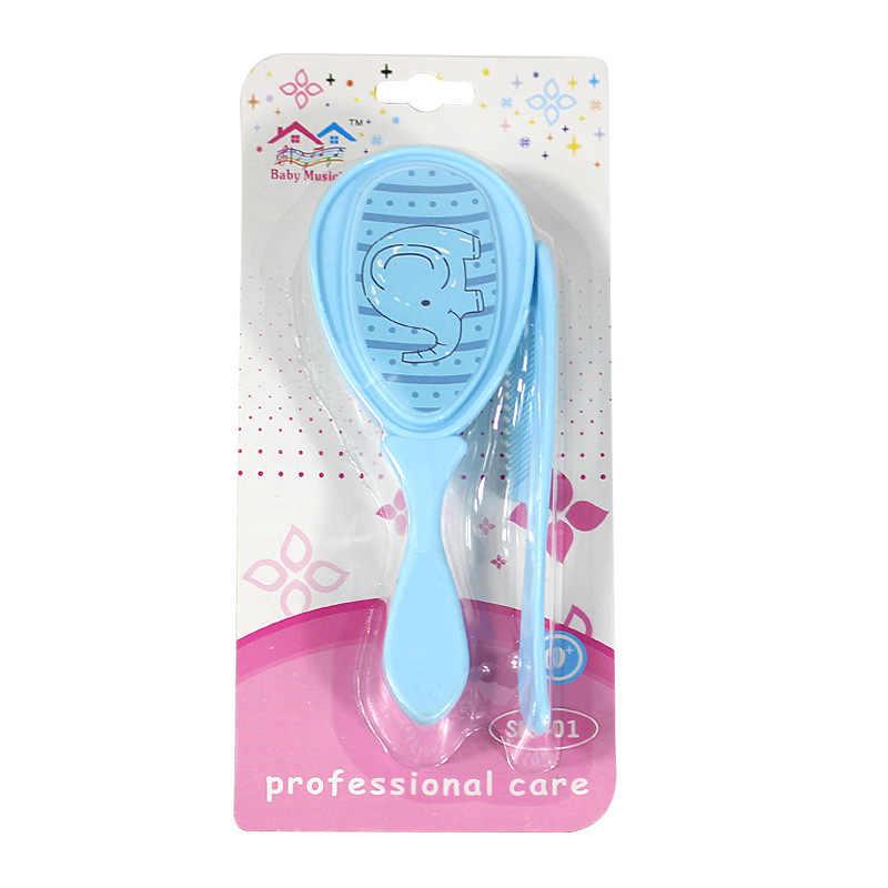 ใหม่มาถึงเด็กชุด 4 สีทารกแรกเกิดผมแปรงแปรงเด็กวัยหัดเดิน Scalp Massager เครื่องมือผมเด็ก care ผลิตภัณฑ์