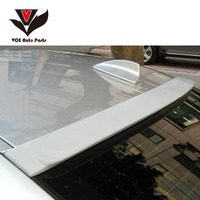 2005 2006 2007 2008 2009 2010 2011 Plástico ABS Unpainted Rear Roof Spoiler para BMW E90 E90 3 Series