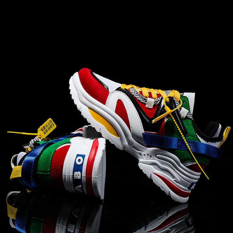 Hot البيع للجنسين في الهواء الطلق أحذية رياضية الرجال أحذية رياضية زوجين النساء احذية الجري تنفس شبكة المدرب أحذية مشي 35-48