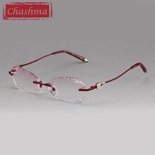 brillen woman glasses optical frames myopia lunette de vue femme prescription fausse Wine Red Rim