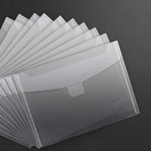 Files-Folder Portfolio Collection Dcument-Bag Carpetas-Binder Transparent Small-Size