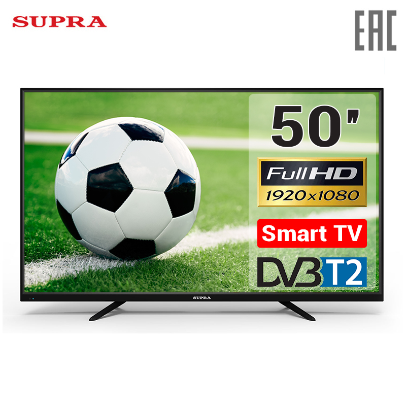 TV LED 50 Supra STV-LC50ST1000F FullHD SmartTV 5055inchTV william wymark jacobs breaking a spell