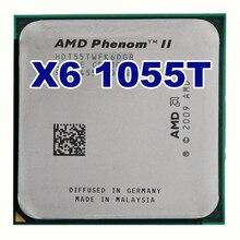 AMD Phenom II X6 1055 T 95 W CPU processeur 2.8 GHz AM3 938 Processeur Six-Core 6 M bureau CPU 95 W