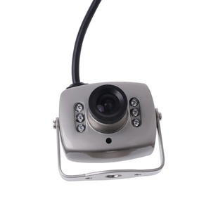 Image 3 - OOTDTY CCTV IR Wired Mini Camera Security Color Night Vision Infrared Video Recorder