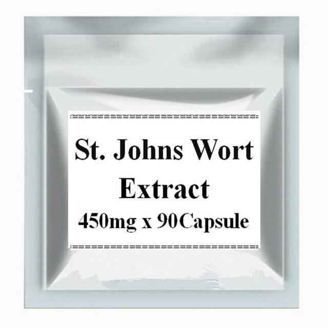 1 Шт St Johns Wort Экстракт 450 мг Х 90 Капсул
