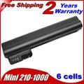 Bateria do portátil para HP Compaq Mini 210 CQ20 582214 - 141 590543 - 001 590544 - 001 HSTNN-LB0P HSTNN-IB0O HSTNN-XB0O HSTNN-XB0P WD546AA