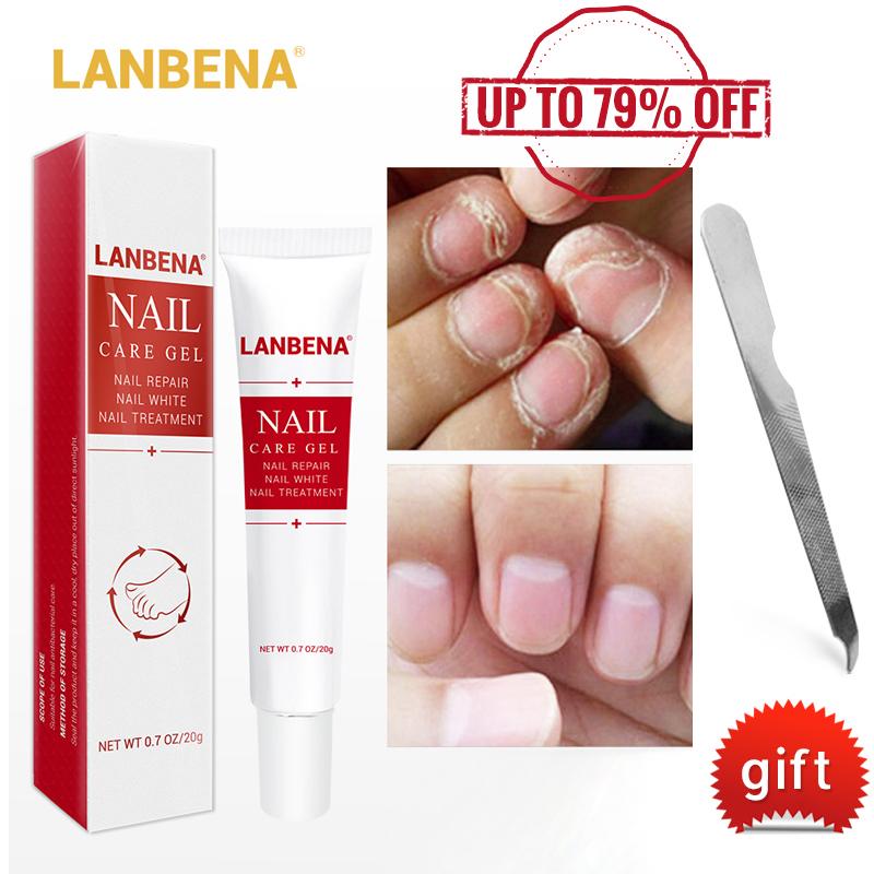 купить LANBENA Nail Care Gel Fungal Nail Treatment Remove Onychomycosis Nail Care Nourishing Effective against nail Hand And Foot Care по цене 531.06 рублей