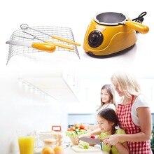 Практичный электрический чайник для расплава шоколадных конфет, кухонные инструменты для самостоятельной сборки, вечерние машины для расплава шоколада, ЕС 220 В, Прямая поставка