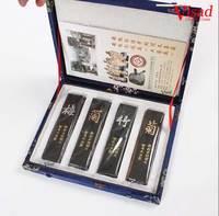 Топ китайского художника Чернила палочки акварельные краски ткань масляной краской aquarelle краски Inker живописи тушью stick художник подарки