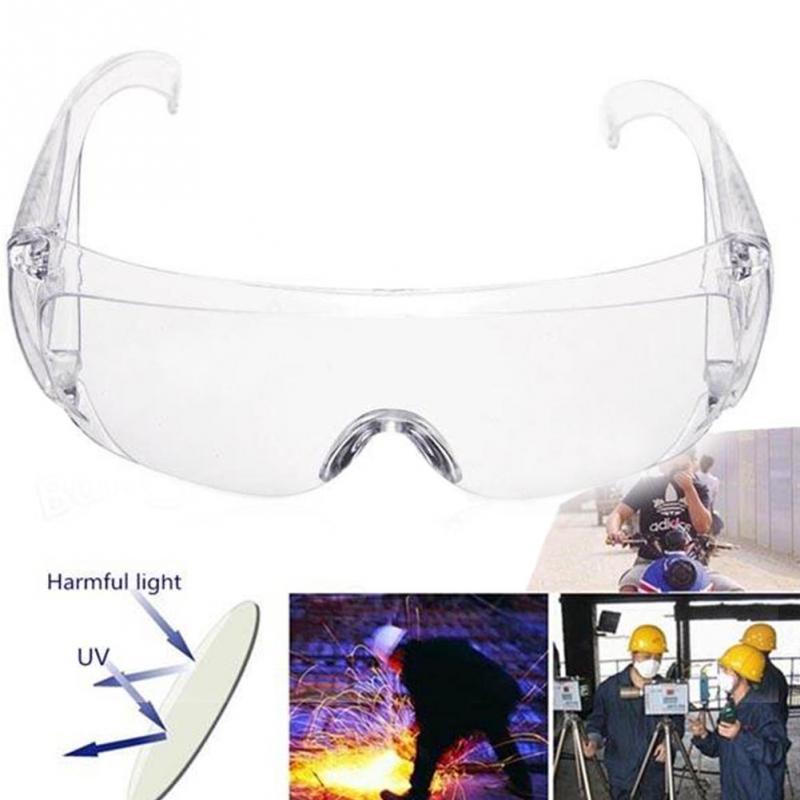 Multi-zweck Sicherheit Winddicht Radfahren Fahren Gläser Labor Sonnenbrille Staub Schutz Eye Brille für kochen reiten klettern