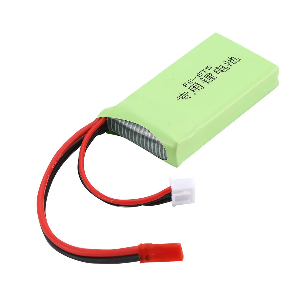 7.4V 1500mAh Rechargeable Remote Control Lithium Battery Transmitter Battery For Flysky FS-GT5 RC Models Parts Toys Battery