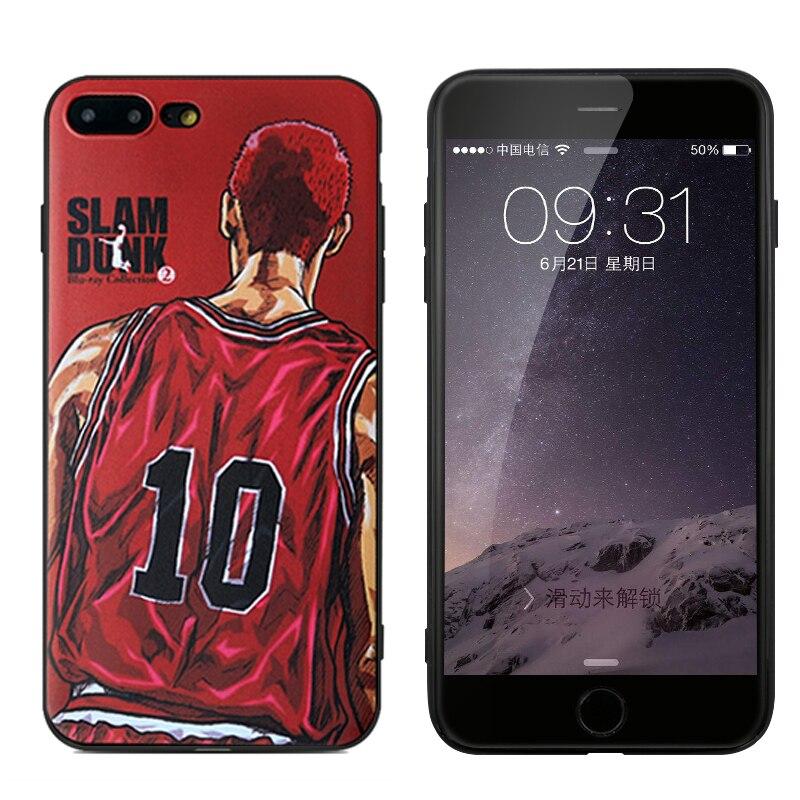 Նորաձևության դիզայն Slam Dunk Series - Բջջային հեռախոսի պարագաներ և պահեստամասեր - Լուսանկար 2