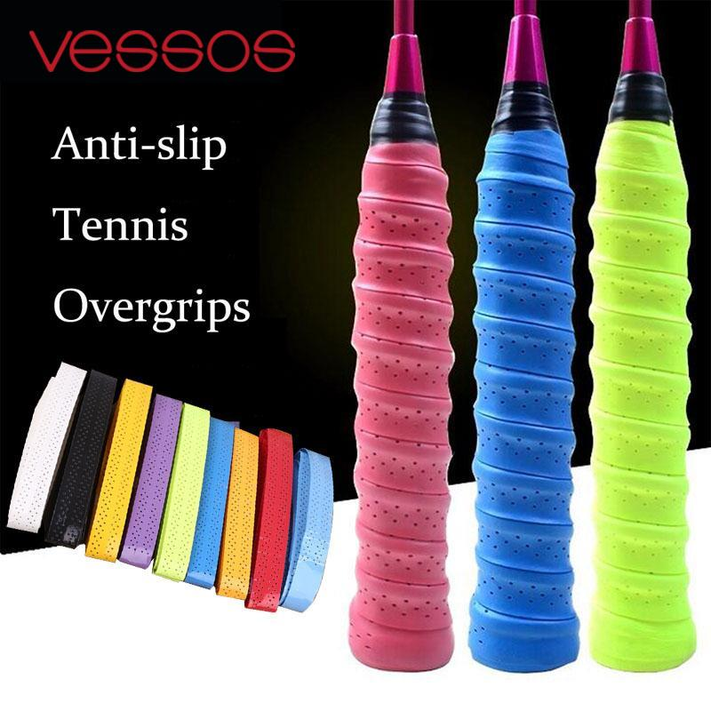 Anti-slip Breathable Sport Over Grip Sweatband Tennis Overgrips Tape Badminton Racket Grips Sweatband 60 pecs lot zarsia sticky viscous overgrip tennis grip regular badminton grip tennis overgrips tennis product