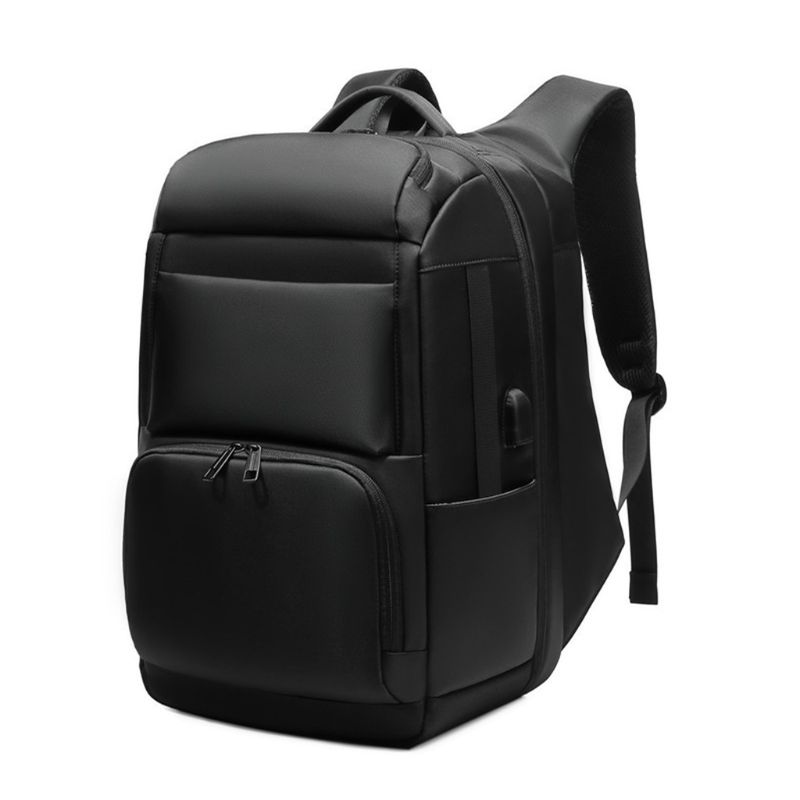 2019 Travel Laptop Backpack Business Daypack with USB Charging Port School Bag Anti-Theft Large Capacity College Bookbag For Men2019 Travel Laptop Backpack Business Daypack with USB Charging Port School Bag Anti-Theft Large Capacity College Bookbag For Men
