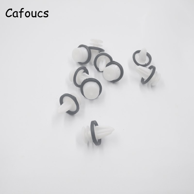 Cafoucs 20Pcs Big Size For <font><b>Ford</b></font> <font><b>Focus</b></font> Mondeo Kuga 2012 2013 2014 2015 Car Door Panel Trim Clips image