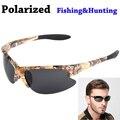 2016 новый камуфляж рамка спорт на открытом воздухе поляризованные очки мужчины модной мужской очки за рулем рыбалка охотничьи очки