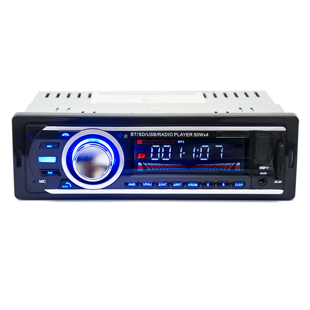 quidux 12v universal car radio tuner stereo bluetooth. Black Bedroom Furniture Sets. Home Design Ideas